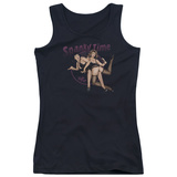 Juniors Tank Top: Bettie Page - Spanky Time 2 Tank Top