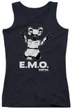 Juniors Tank Top: Eureka - Emo Tank Top