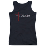 Juniors Tank Top: Tudors - Logo Tank Top