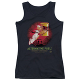 Juniors Tank Top: Popeye - Alternative Fuel Tank Top