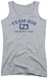 Juniors Tank Top: Biggest Loser - Team Bob Athletic Tank Top