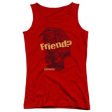 Juniors Tank Top: Labyrinth - Ludo Friend Tank Top