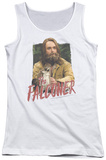 Juniors Tank Top: Saturday Night Live - The Falconer Tank Top
