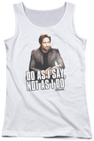 Juniors Tank Top: Californication - Do As I Say Womens Tank Tops