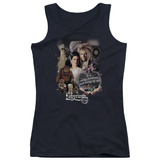 Juniors Tank Top: Labyrinth - 25 Years Of Magic Tank Top