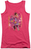 Juniors Tank Top: Punky Brewster - Punky Powered Tank Top