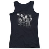 Juniors Tank Top: Bettie Page - Center Of Attention Tank Top
