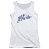 Juniors Tank Top: Flashdance - Logo Tank Top
