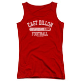 Juniors Tank Top: Friday Night Lights - Lions Pill Box Tank Top