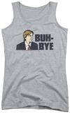 Juniors Tank Top: Saturday Night Live - Buh Bye Womens Tank Tops