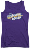 Juniors Tank Top: Biggest Loser - New Logo Tank Top