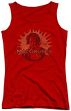 Juniors Tank Top: Saturday Night Live - Macgruber Tank Top