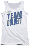Juniors Tank Top: Biggest Loser - Team Dolvett Tank Top
