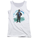 Juniors Tank Top: Tintin - Haddock Tank Top