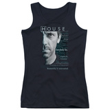 Juniors Tank Top: House - Houseisms Womens Tank Tops