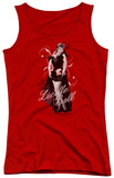 Juniors Tank Top: Lucille Ball - Signature Look Tank Top