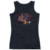 Juniors Tank Top: Saturday Night Live - Fish Sandwich Tank Top