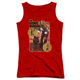 Juniors Tank Top: Bionic Woman - Jamie And Max Tank Top