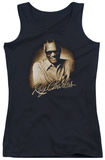 Juniors Tank Top: Ray Charles - Sepia Tank Top