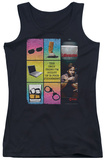 Juniors Tank Top: Californication - Poor Judgement Womens Tank Tops