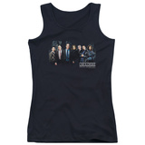 Juniors Tank Top: Law & Order: SVU - Cast Tank Top