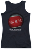 Juniors Tank Top: House - The Ball Womens Tank Tops