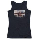 Juniors Tank Top: Tudors - The Final Seduction Tank Top