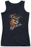 Juniors Tank Top: Ray Charles - Soul Tank Top
