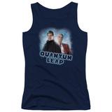 Juniors Tank Top: Quantum Leap - Sam & Al Womens Tank Tops