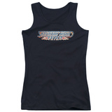 Juniors Tank Top: Saturday Night Fever - Logo Tank Top