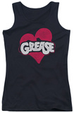 Juniors Tank Top: Grease - Heart Tank Top