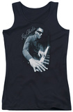 Juniors Tank Top: Ray Charles - Blues Piano Tank Top