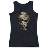 Juniors Tank Top: War Of The Worlds - Death Rays Tank Top
