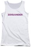 Juniors Tank Top: Zoolander - Logo Tank Top