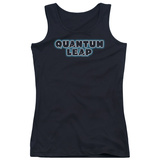 Juniors Tank Top: Quantum Leap - Logo Tank Top