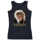 Juniors Tank Top: Labyrinth - Jareth Tank Top