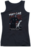 Juniors Tank Top: They Live - Dead Wrong Tank Top