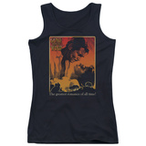 Juniors Tank Top: Gone With The Wind - Greatest Romance Womens Tank Tops