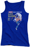 Juniors Tank Top: Whamo - Water Wiennie Ad Tank Top