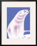 Polar Bear Posters by Frank Mcintosh