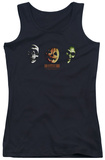 Juniors Tank Top: Halloween III - Three Masks Tank Top