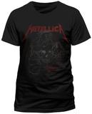 Metallica - Damaged Justice Camisetas