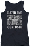 Juniors Tank Top: Dazed And Confused - Rock On Womens Tank Tops