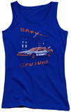Juniors Tank Top: Back To The Future - Lightning Strikes Tank Top