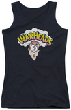 Juniors Tank Top: Warheads - Logo Tank Top