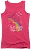 Juniors Tank Top: Strawberry Shortcake - Rainbow Tank Top