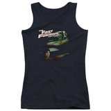 Juniors Tank Top: Tokyo Drift - Drifting Together Tank Top