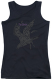 Juniors Tank Top: Birds - Poster Womens Tank Tops