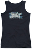 Juniors Tank Top: Thing - Logo Tank Top