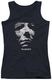 Juniors Tank Top: Halloween II - Mask Tank Top